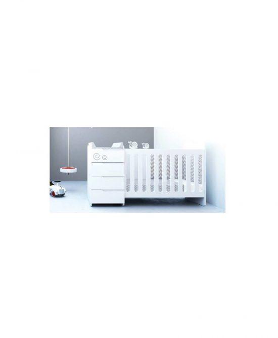 K352 EVOLUTIVE : lit évolutif chez Baby Concept Maroc