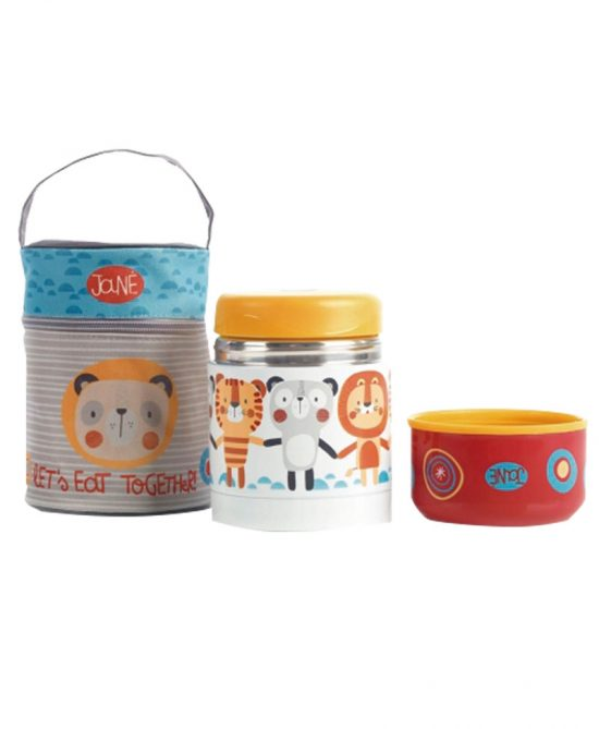 Bouteille isotherme pour aliments solides - Baby Concept Maroc