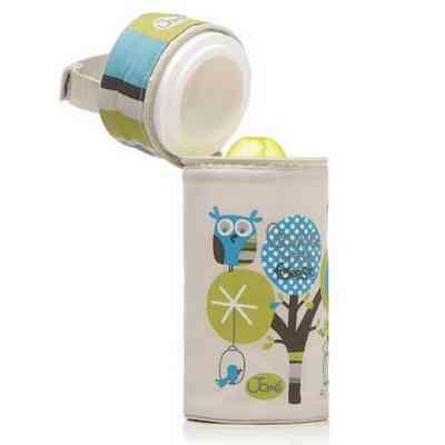 Récipient thermique pour tous types de biberons - Baby Concept Maroc