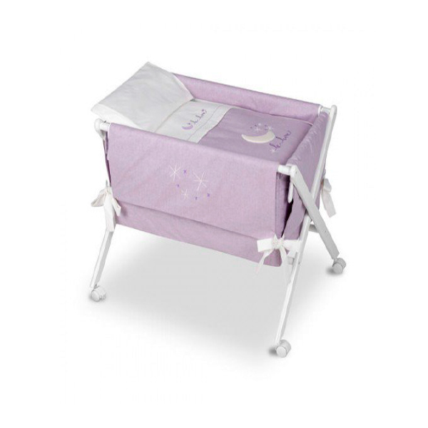 Minicuna lilas - Petit berceau