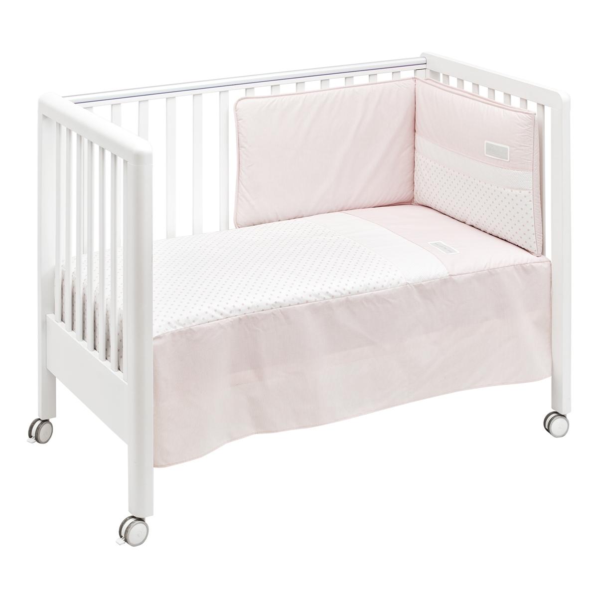 ensemble dessu de lit tour de lit star 60x120 cm baby concept. Black Bedroom Furniture Sets. Home Design Ideas