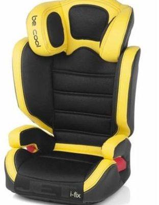 siège auto enfant jet i-fix jaune