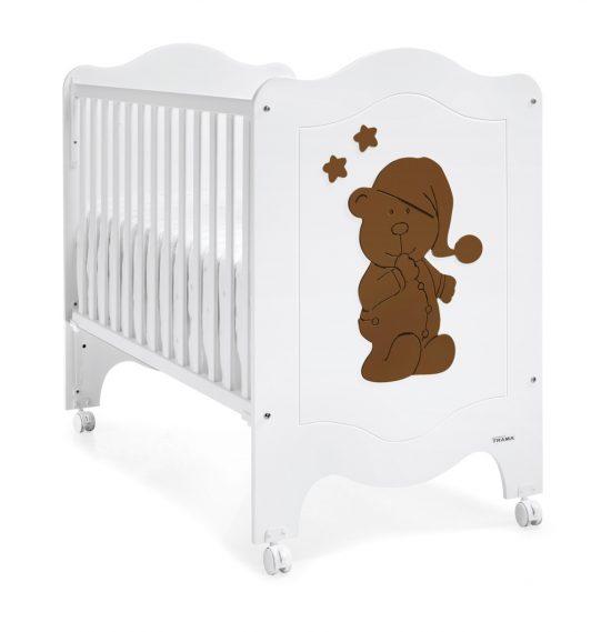 lit bébé 60×120 cm Sleepy Bear trama - Lits bébé Tanger Tétouan