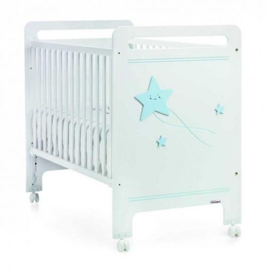 Berceau Colecho Galaxia blanc bleu pour garçons - Tanger - Tétouan