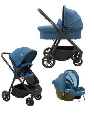 Poussette Trio Confort Asalvo - Design et Confort pour votre bébé - Baby Concept Maroc