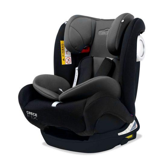 Chaise de voiture CRECE FIX pour bébés et enfants - Baby Concept Maroc