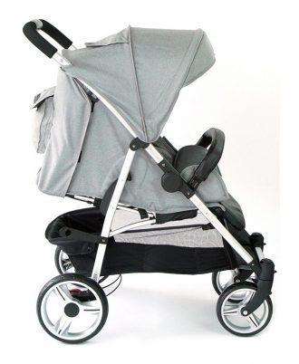Poussette Moby de la marque Asalvo - Baby Concept Maroc