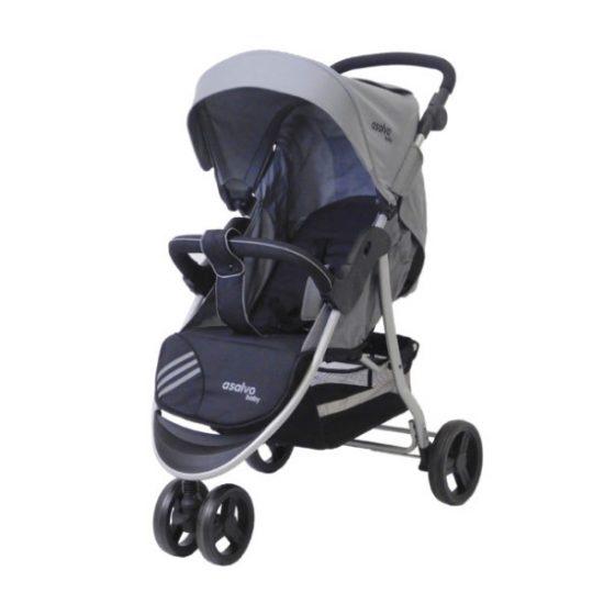 Poussette Running de la marque Asalvo Baby - Baby Concept Maroc