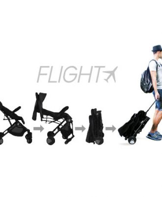 Poussette de voyage Flight - Baby Concept Maroc