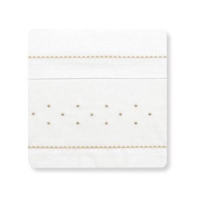 Triptico savane 80x14 Romantic à 100% de coton beige - coimasa - Baby Concept Maroc
